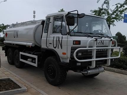 万博官网登陆网站牌EQ2162GS六驱万博手机版网页登录油罐车