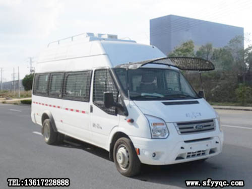 万博maxJDF5040XYBJ6型运兵车