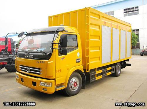 万博max万博官网登陆网站CLW5040TWJ6型吸污净化车